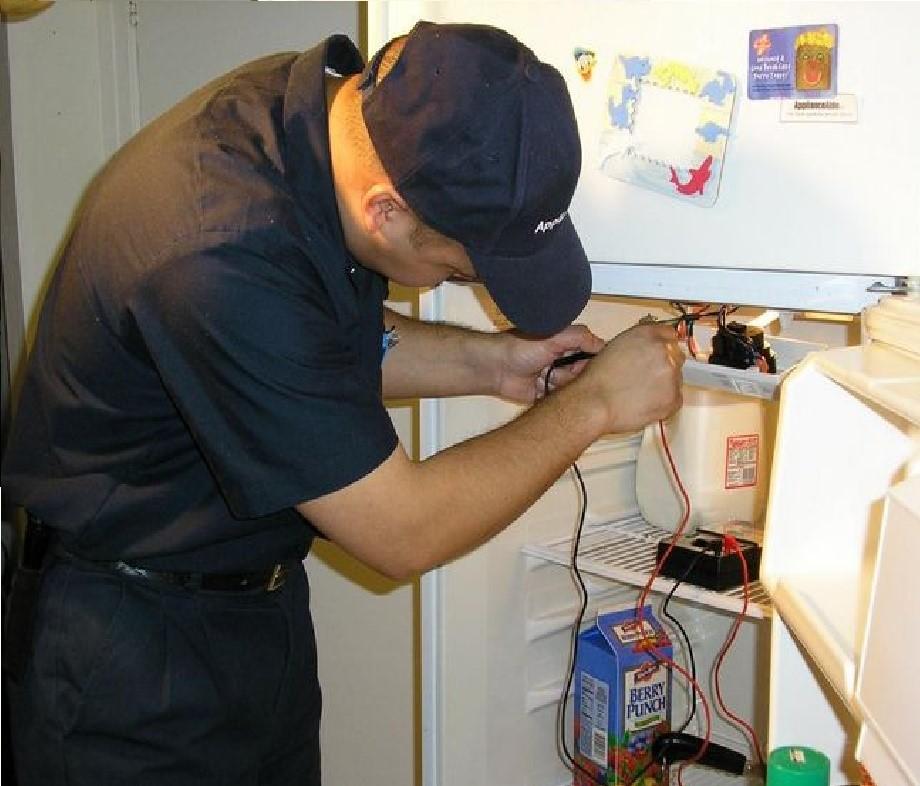 Ремонт старых холодильников на дому